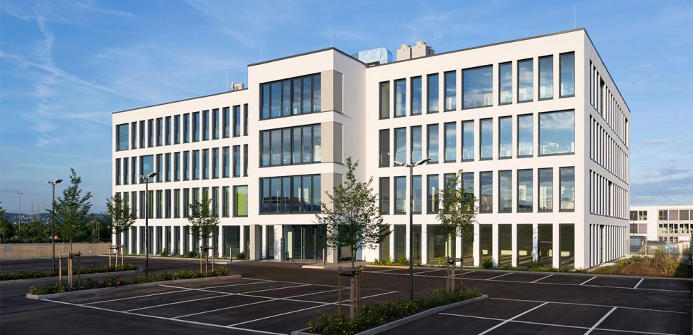 Büropark MM alpha Koblenz
