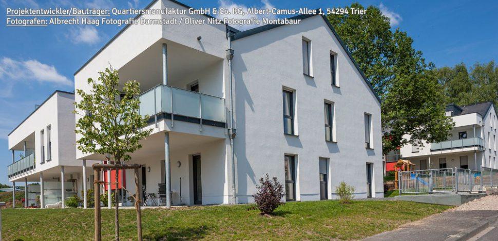 Hausbau Trier hausbau bei koblenz wohnbau münch