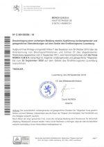 Arbeitsgenehmigung Luxemburg-1